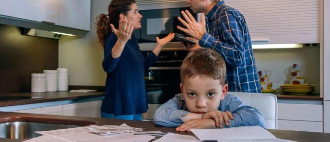 夫婦の不仲子どもへの影響